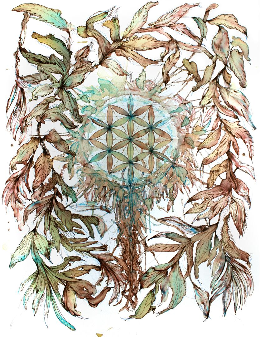 Flower of Life (with light off)